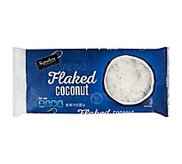 Signature SELECT Flaked Coconut Sweetened - 14 Oz