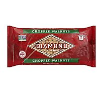 Diamond of California Walnuts Chopped - 8 Oz