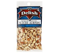 Its Delish Almonds Sliced - 3 Oz