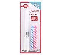 Betty Crocker Candles Musical - 3 Count