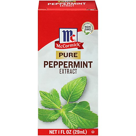 McCormick Extract Pure Peppermint - 1 Fl. Oz.