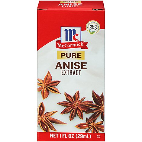 McCormick Extract Pure Anise - 1 Fl. Oz.