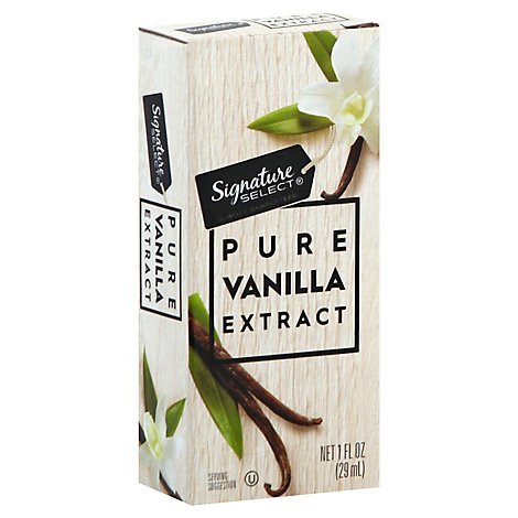 Signature SELECT/Kitchens Extract Pure Vanilla - 1 Fl. Oz.