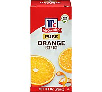 McCormick Extract Pure Orange - 1 Fl. Oz.