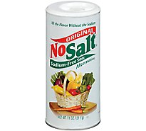 NoSalt Salt Alternative Sodium Free Original - 11 Oz