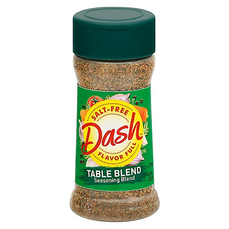 Dash Seasoning Blend Salt Free Table Blend - 2.5 Oz
