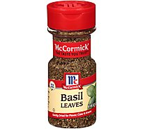 McCormick Basil Leaves - 0.62 Oz