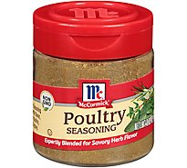 McCormick Poultry Seasoning - 0.65 Oz