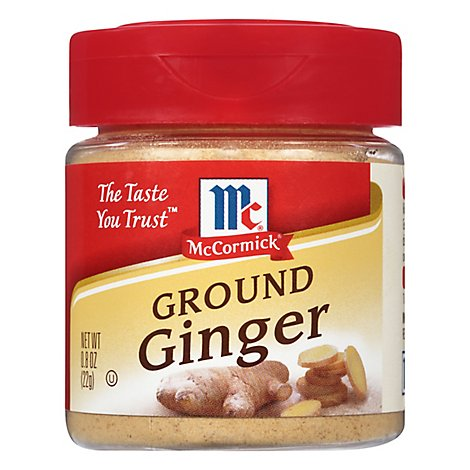 McCormick Ground Ginger - 0.8 Oz