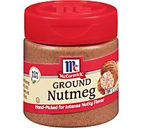 McCormick Nutmeg Ground - 1.1 Oz