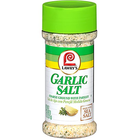 Lawrys Garlic Salt - 11 Oz