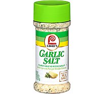 Lawrys Salt Garlic Coarse Ground With Parsley - 11 Oz