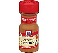 McCormick Cinnamon Ground - 2.37 Oz