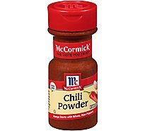 McCormick Chili Powder - 2.5 Oz