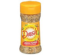 Mrs. Dash Seasoning Blend Salt-Free Lemon Pepper - 2.5 Oz