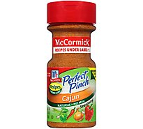 McCormick Perfect Pinch Cajun Seasoning - 3.18 Oz