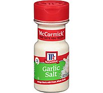 McCormick Garlic Salt - 5.25 Oz