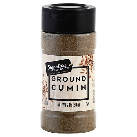 Signature SELECT Cumin Ground - 2 Oz