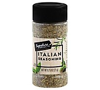 Signature SELECT/Kitchens Seasoning Italian - 0.75 Oz