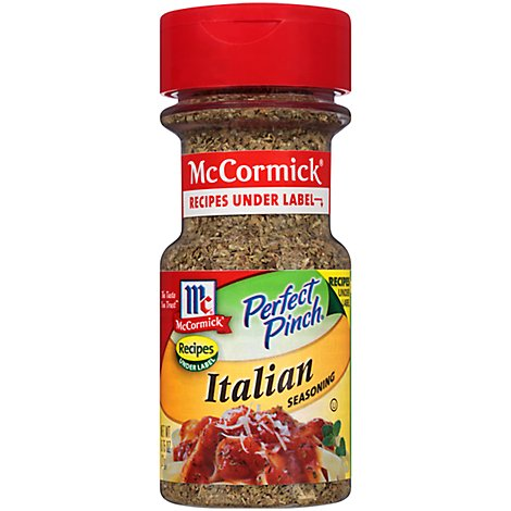 McCormick Perfect Pinch Italian Seasoning - 0.75 Oz