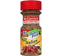 McCormick Perfect Pinch Seasoning Italian - 0.75 Oz