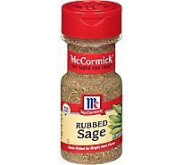 McCormick Sage Rubbed - 0.5 Oz
