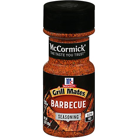 McCormick Grill Mates Barbecue Seasoning 3 Oz