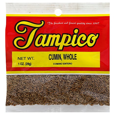 Tampico Cumin Whole - Oz