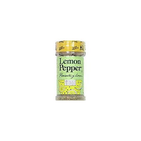 Chef Merito Seasoning Lemon And Pimienta - 2 Oz