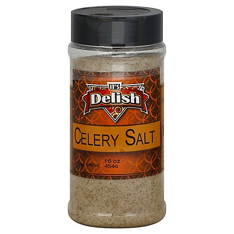 Its Delish Celery Salt - 16 Oz