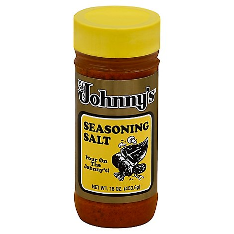 Johnnys Seasoning Salt - 16 Oz
