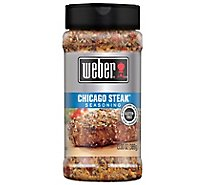 Weber Seasoning Chicago Steak - 5.5 Oz