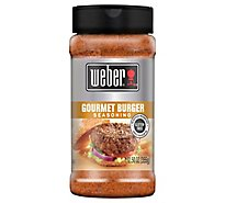 Weber Seasoning Gourmet Burger - 5.75 Oz