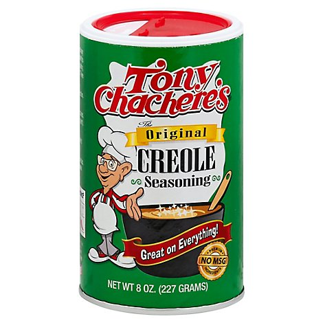 Tony Chacheres Seasoning Creole Original - 8 Oz