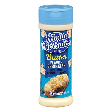 Molly McButter Sprinkles Butter Flavor - 2 Oz