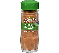 McCormick Gourmet Chinese Five Spice Blend - 1.75 Oz