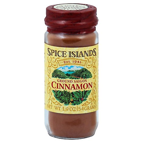 Spice Islands Cinnamon Saigon Ground - 1.9 Oz