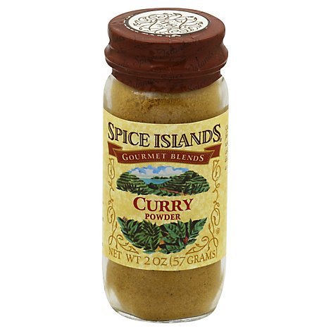 Spice Islands Gourmet Blends Curry Powder - 2 Oz