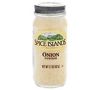 Spice Islands Onion Powder - 2.2 Oz