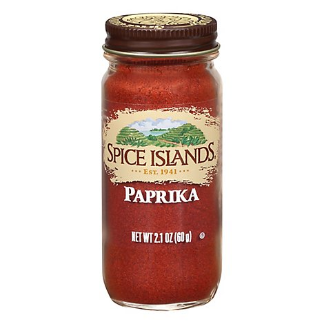 Spice Islands Paprika - 2.1 Oz