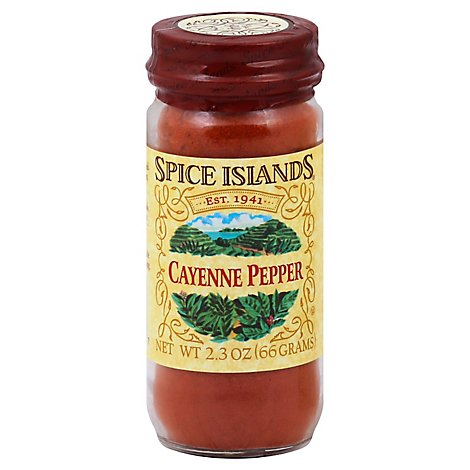Spice Islands Cayenne Pepper - 2.3 Oz