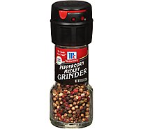 McCormick Seasoning Grinder Peppercorn Medley - 0.85 Oz