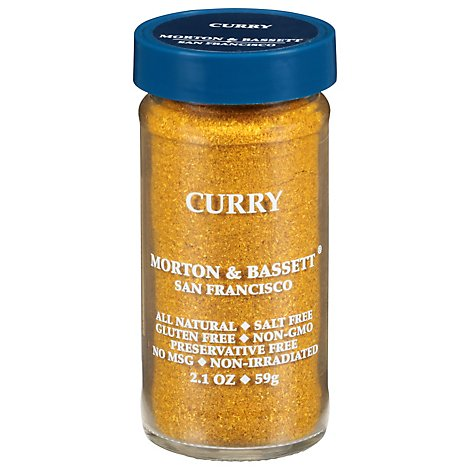 Morton & Bassett Curry - 2.1 Oz