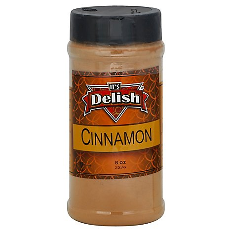 Its Delish Cinnamon - 8 Oz