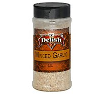 Its Delish Garlic Minced - 9 Oz