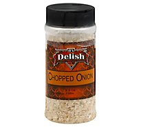 Its Delish Onion Chopped - 5.5 Oz