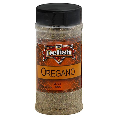 Its Delish Oregano - 2 Oz