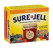 Sure Jell Fruit Pectin - 1.75 Oz