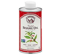 La Tourangelle Sesame Oil Toasted - 16.9 Fl. Oz.