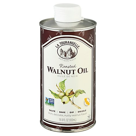 La Tourangelle Walnut Oil Roasted - 16.9 Fl. Oz.